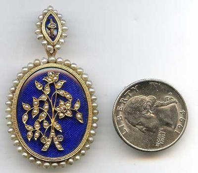 Blue Diamonds Jewelry
