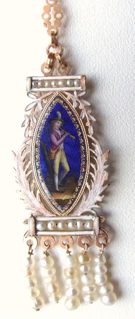 French-Antique-Pendant-Boy