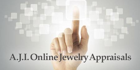 Jewelry Appraisals Online