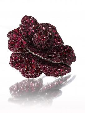 Camellia Ruby Jewel JAR