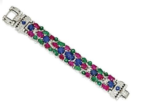 Cartier Tutti Frutti Bracelet