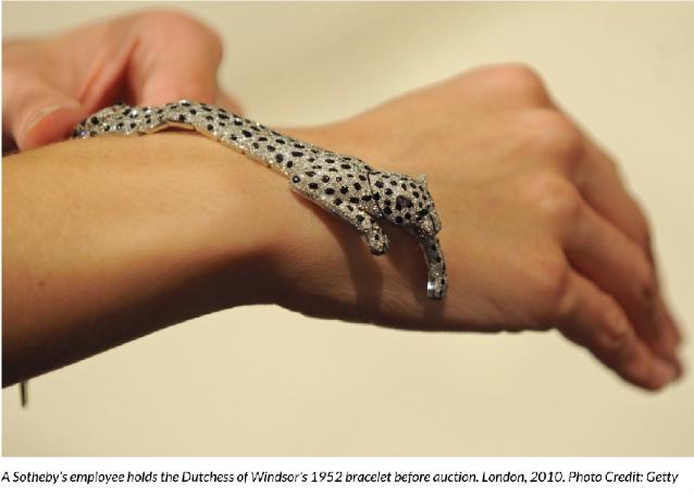 Cartier Panther Bracelet