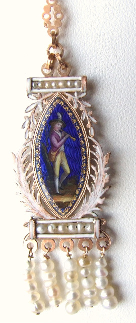 French-Antique-Pendant-Boy