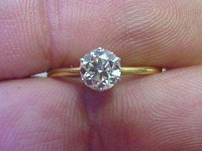 Image result for Tiffany Cut Engagement Rings- Gold Jewelry