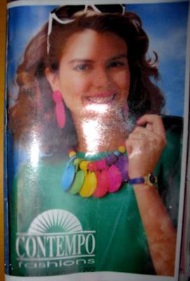 Contempo Fashions 1992 Catalog