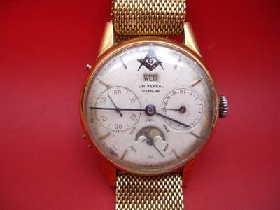 Universal Geneve Watch