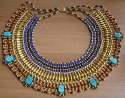 Cleopatra Necklace - Cleopatra Collar
