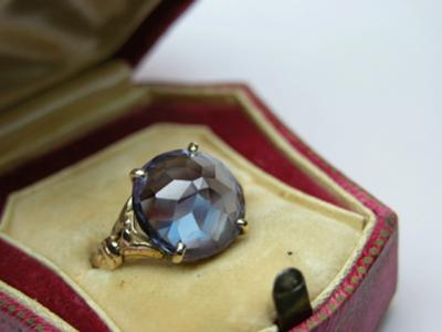 14K Russian Ring