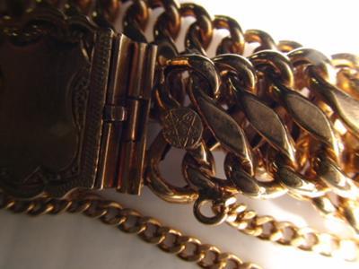 Antique Bracelet Questions