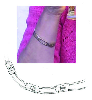 Picture of the bracelet