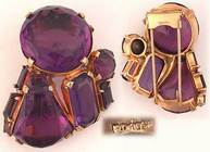 Identifying Costume Jewelry -Elsa Schiaparelli