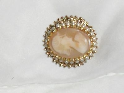 Is My Cameo Brooch Real And What Is It Worth