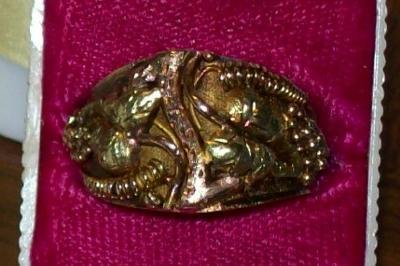 Black Gold Men's Ring?