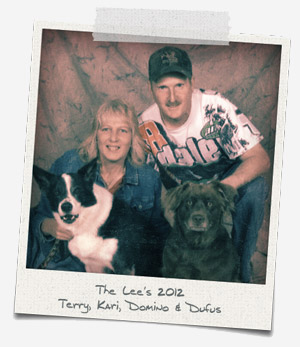 Lee Family Photo