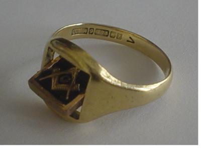 Antique Masonic Jewelry
