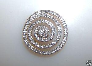 Diamond swirl