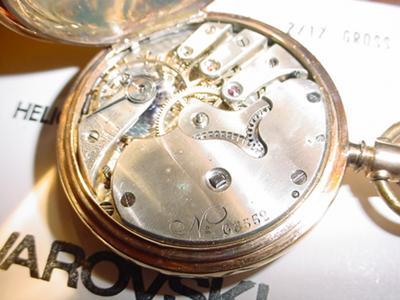 R f star hallmark on old watch for Star hallmark on jewelry