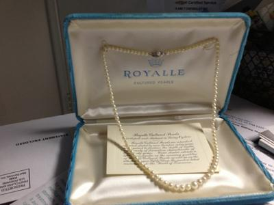Royalle Cultured Pearls