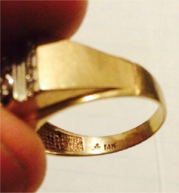 Vintage jewelry marked jc style guru fashion glitz for Star hallmark on jewelry
