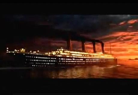titanic-ship-nto-the-sunset