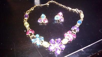 My Mother Past Away And Left Me Her Trifari Costume Jewelry I Would Like To Send A Picture Of One The Sets For Your Advise On Possible Value