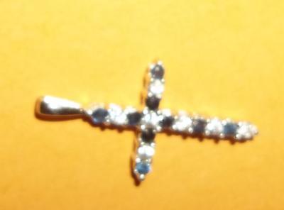 cross pendent
