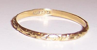 Italian jewelry marks for Star hallmark on jewelry