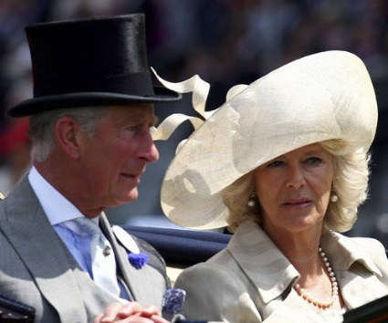 the duchess of cornwall famous engagement ring
