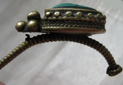 Ancient Torquoise Earring
