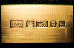 an introduction to antique jewelry hallmarks hallmarks on gold