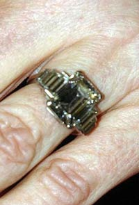 Duchess of Cornwall Famous Engagement Ring