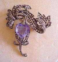 identifying costume jewelry boucher